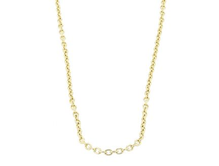 14K Yellow Gold 16