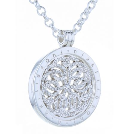 Nikki Lissoni Silver Plated