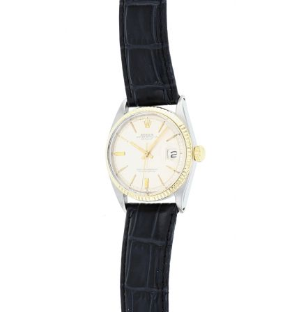 Rolex Oyster Perpetual Date Just Gents Watch